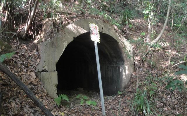 殿山トンネル2
