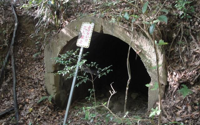 殿山トンネル3