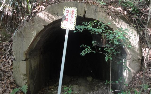 殿山トンネル4
