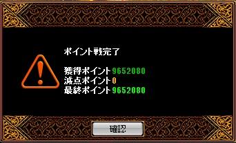 3月1日(木)ポイント戦結果