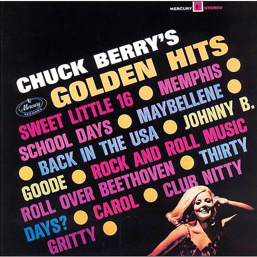 Historia De la Música Rock De Jordi Sierra I Fabra Chuck+Berrys+Golden+Hits+golden+hits