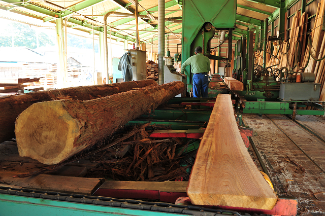 ときがわ木材2