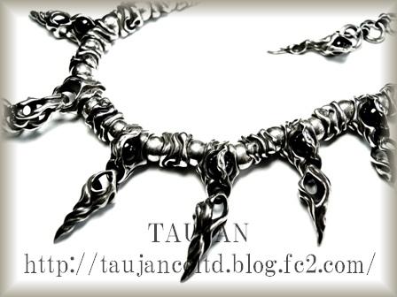 TAUJAN チョーカー 2012-01 ズーム