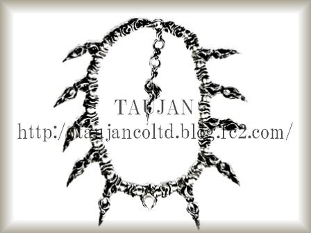 TAUJAN チョーカー 2012-01 全体