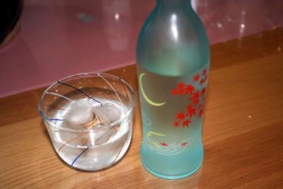 秋のお酒♪