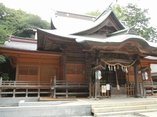 kumano神社