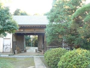 長屋門(ブログ用)