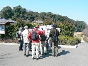 東葛の中世と古墳を巡る見学会(ブログ)