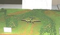 掩体壕模型(ブログ)