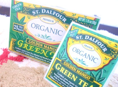STマンゴー緑茶2