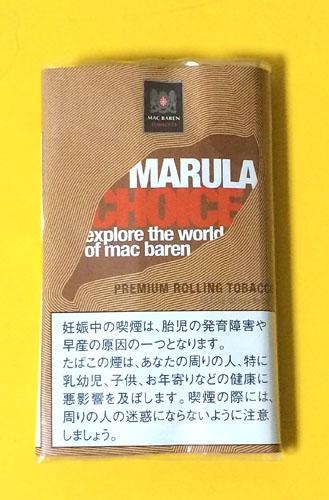 CHOICE_MARULA CHOICE チョイス・マルーラ チョイス マルーラ アマルーラ 手巻きタバコ シャグ RYO MACBAREN