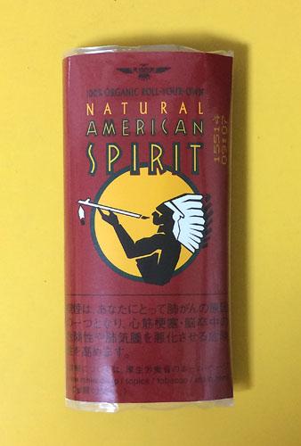 NATURAL_AMERICAN_SPIRIT_ORGANIC NATURAL_AMERICAN_SPIRIT ナチュラルアメリカンスピリット・オーガニック アメスピ 無添加 無農薬 手巻きタバコ シャグ RYO