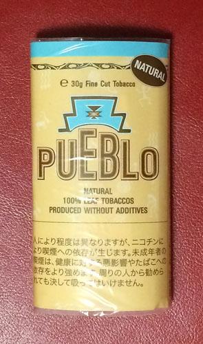 PUEBLO_NATURAL_ORIGINAL プエブロ・ナチュラル・オリジナル PUEBLO プエブロ 無添加 シャグ 手巻きタバコ