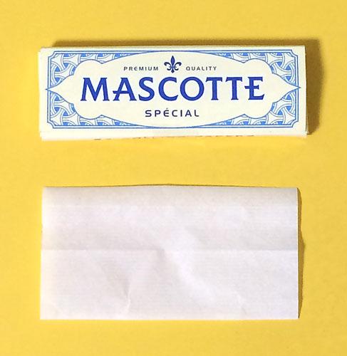 MASCOTTE_SPECIAL MSCOTTE マスコット・スペシャル マスコット 手巻きタバコ 巻紙 ローリングペーパー バイオリン Violin RYO