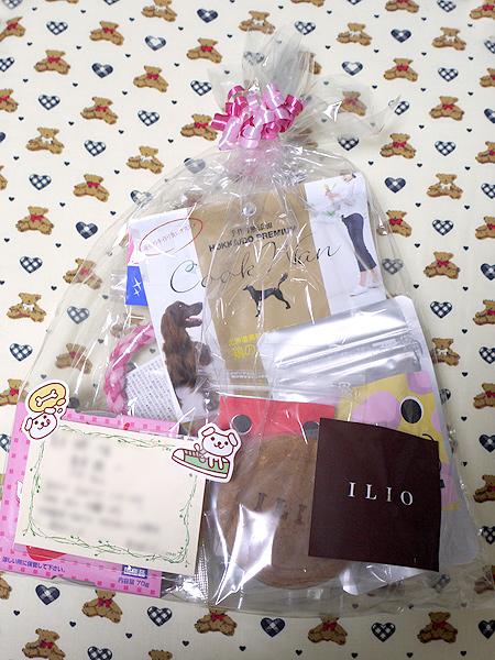 20101/17 ジニママさんプレゼント1