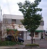 古正寺店の外観です。