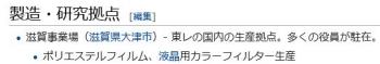 wiki東レ11