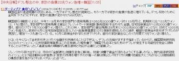 2chan【中央日報】デフレ懸念の中、家計の負債22兆ウォン急増=韓国