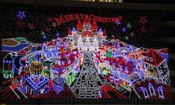 名古屋駅クリスマスイルミネーション