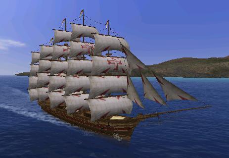 dol帆船SAGRES