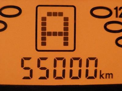 55000キロ02