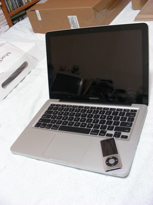 iPodとMacbookPro02