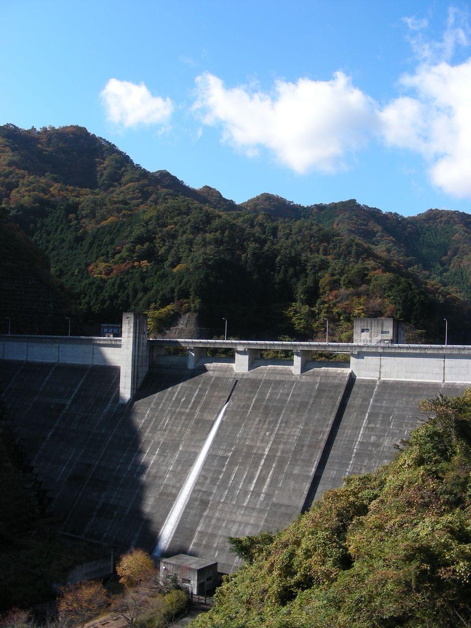 松田ダム02