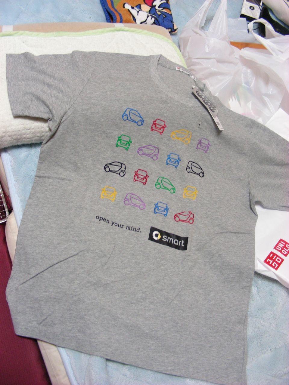 スマートTシャツ