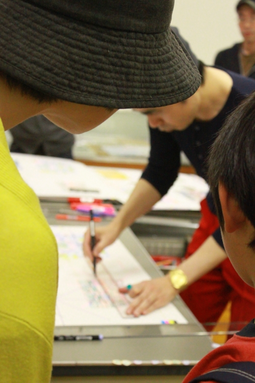 横山 裕一 ネオ漫画の全記録:「私は時間を描いている」公開制作編