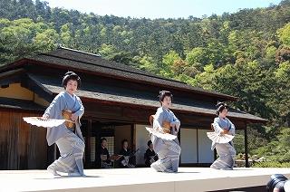 掬月亭(金沢芸妓)
