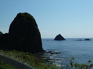 ほや石と平島と無縁島