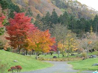 赤川ダム公園1