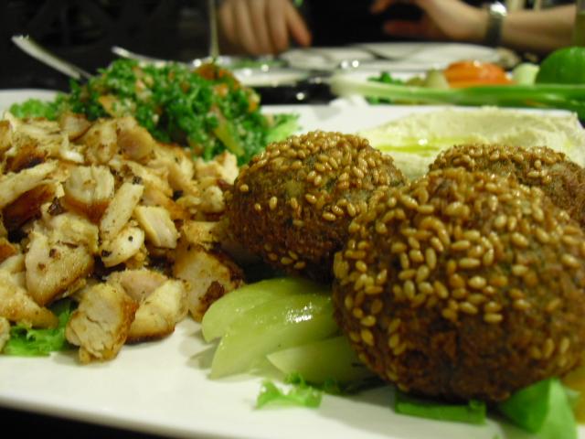 レバノン料理2