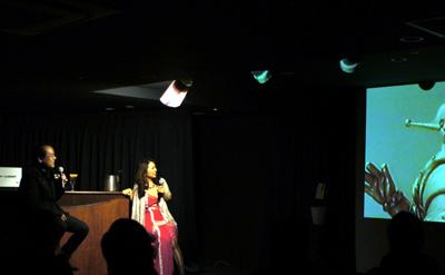 竹内義和×石野桜子 トークLIVE 『枯れた蘭と私と変態と #2』1