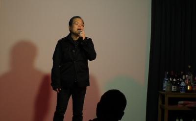 竹内義和×石野桜子 トークLIVE 『枯れた蘭と私と変態と #2』3