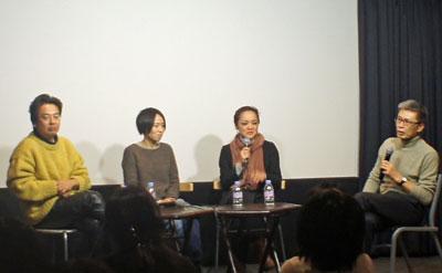 forum7#7-黒川創×北沢街子×瀧口夕美
