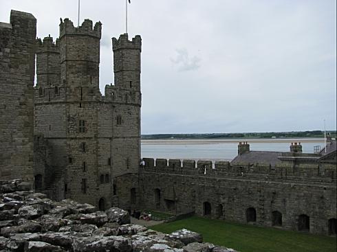 Caenerfon castle