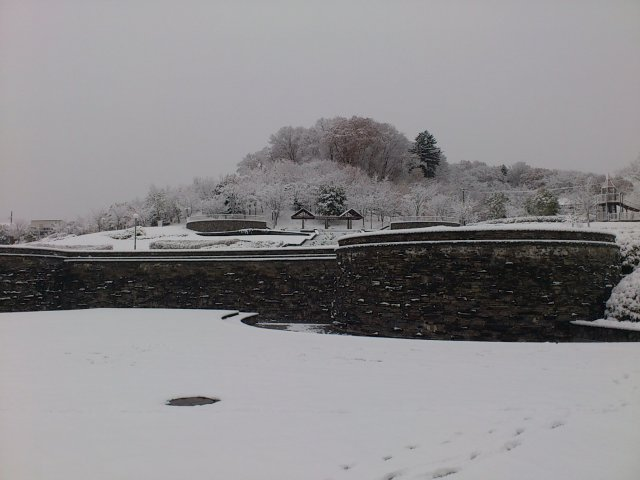 s雪の朝2