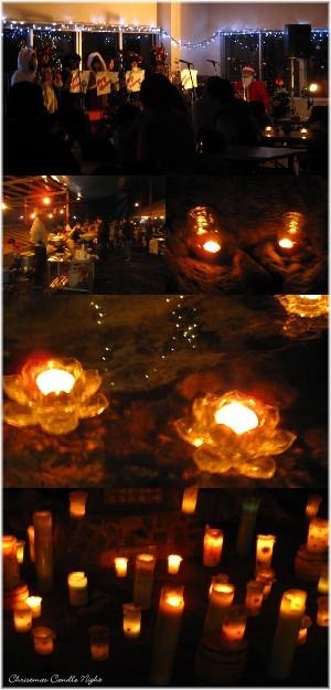 ryugadou candle night