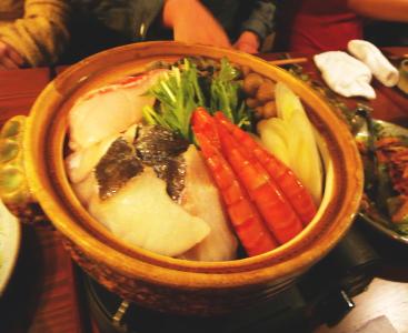 「蔵乃助」お鍋