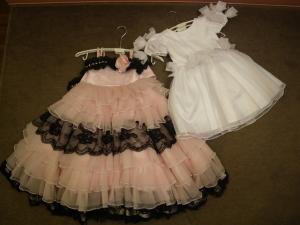 チャイルドドレス
