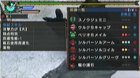 砂塵角×ガチ双剣(11分29秒)装備