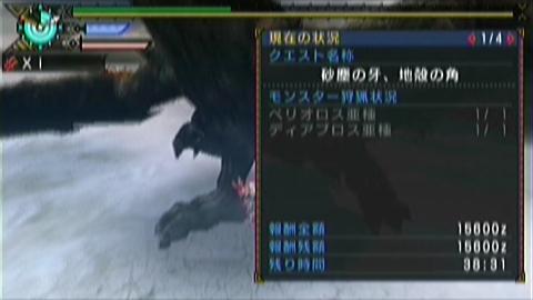 砂塵角×ガチ双剣(11分29秒)