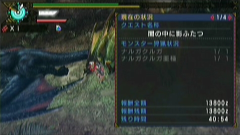 闇中×ガチ双剣(9分06秒)