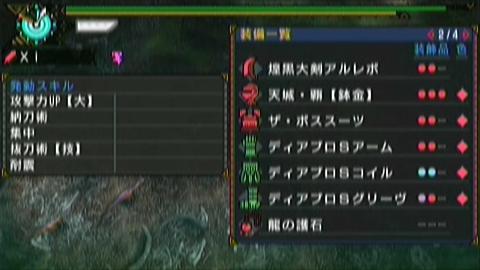 恐暴竜×ガチ大剣(6分09秒)装備