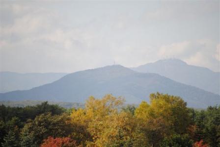 10月6日藻岩山