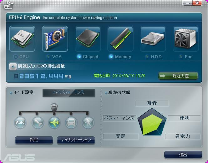 EPU 6 engine