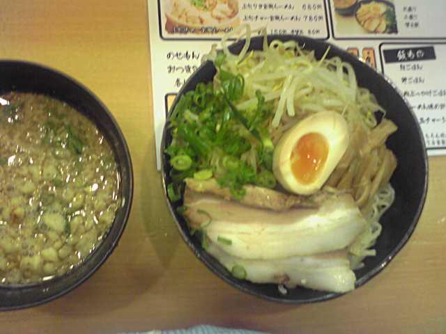 食楽 つけ麺