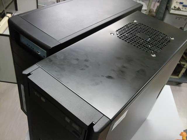コンピュータ23