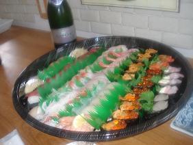 寿司・・し